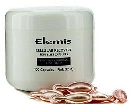 Parfums et Produits cosmétiques Capsules aux cellules souches pour visage, Rose - Elemis Cellular Recovery Skin Bliss Rose