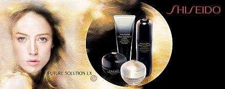 Crème de nuit à l'extrait de grande pimprenelle - Shiseido Future Solution LX Total Regenerating Cream — Photo N7