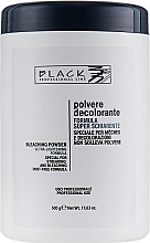 Parfums et Produits cosmétiques Poudre décolorante, bleu (boîte) - Black Professional Line Bleaching Powder Blue