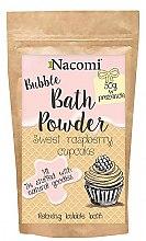 Parfums et Produits cosmétiques Poudre de bain aux framboises - Nacomi Bath Powder