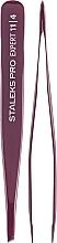 Parfums et Produits cosmétiques Pince à épiler, TE-11/4 - Staleks Pro