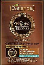 Parfums et Produits cosmétiques Lingette autobronzante pour corps - Bielenda Magic Bronze