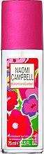 Parfums et Produits cosmétiques Naomi Campbell Bohemian Garden - Déodorant spray parfumé