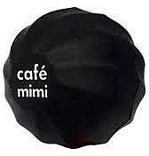 Baume à lèvres à l'extrait d'algues brunes, noir - Cafe Mimi Lip Balm