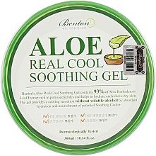 Parfums et Produits cosmétiques Gel universel à l'extrait d'aloe vera 93% - Benton Aloe Real Cool Soothing Gel