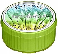 Parfums et Produits cosmétiques Bougie chauffe-plat - Kringle Candle Dewdrops Daylight