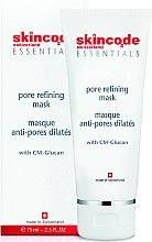 Parfums et Produits cosmétiques Masque anti-pores dilatés - Skincode Essentials Pore Refining Mask