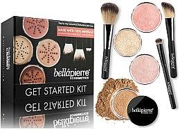 Parfums et Produits cosmétiques Set de maquillage - Bellapierre Get Started Kit Fair