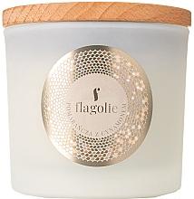 Parfums et Produits cosmétiques Bougie parfumée Orange et Cannelle - Flagolie Fragranced Candle Orange & Cinnamon