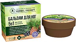 Parfums et Produits cosmétiques Baume pour pieds gonflés et fatigués - ECO Laboratorie Herbal Therapy