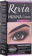 Parfums et Produits cosmétiques Coloration en crème pour sourcils - Revia Eyebrows Henna