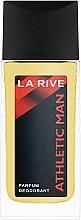 Parfums et Produits cosmétiques La Rive Athletic Man - Déodorant spray parfumé