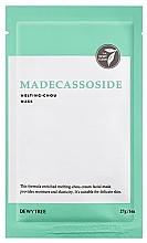 Parfums et Produits cosmétiques Masque à l'extrait de centella asiatica pour visage - Dewytree Madecassoside Melting Chou Mask