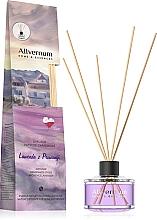 Parfums et Produits cosmétiques Bâtonnets parfumés Lavande de Provence - Allverne Home&Essences Diffuser