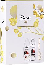 Parfums et Produits cosmétiques Coffret cadeau - Dove Relaxing Care Gift Set (sh/gel/250ml+deo/spray150ml)