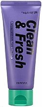 Parfums et Produits cosmétiques Mousse nettoyante pour visage - Eunyul Clean & Fresh Intense Moisture Foam Cleanser