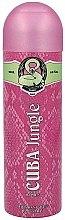 Parfums et Produits cosmétiques Cuba Jungle Snake - Déodorant spray pour corps