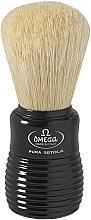 Parfums et Produits cosmétiques Blaireau de rasage, 10810, noir - Omega