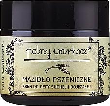 Parfums et Produits cosmétiques Crème liniment à l'huile de blé pour visage - Polny Warkocz