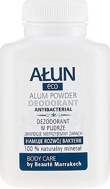 Poudre d'alun, déodorant pour pieds, mains et aisselles - Beaute Marrakech Argan Black Liquid Soap