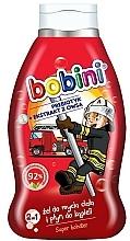 Parfums et Produits cosmétiques Gel douche et bain moussant à l'extrait d'avoine Super héros - Bobini