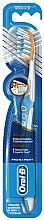Parfums et Produits cosmétiques Brosse à dents medium, bleu - Oral-B Pro-Expert Pro-Flex 38 Medium
