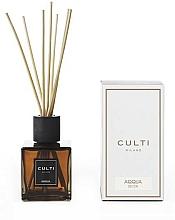 Parfums et Produits cosmétiques Bâtonnets parfumés, Sauge, Mimosa et Coriandre - Culti Milano Decor Classic Aqqua Diffuser