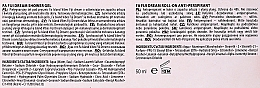 Fa Fiji Dream Set - Set (gel douche/250ml + déodorant roll-on/50ml) — Photo N3