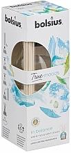Parfums et Produits cosmétiques Bâtonnets parfumés, Thé blanc - Bolsius Fragrance Diffuser True Moods In Balance