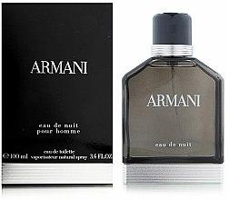 Parfums et Produits cosmétiques Giorgio Armani Eau de Nuit - Eau de Toilette