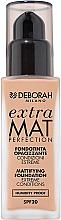 Parfums et Produits cosmétiques Fond de teint matifiant - Deborah Extra Mat Perfection SPF20