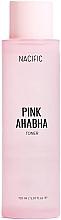 Parfums et Produits cosmétiques Lotion-tonique à l'extrait de pastèque, acides AHA et BHA - Nacific Pink AHA BHA Toner