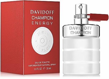 Davidoff Champion Energy - Eau de Toilette — Photo N3
