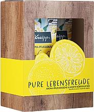 Parfums et Produits cosmétiques Kneipp Enjoy Life - Set (gel douche/200ml + lait pour corps/200ml)