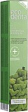 Parfums et Produits cosmétiques Dentifrice anti-taches à la bergamote, huiles essentielles d'agrumes et kalident - Ecodenta Exceptional Whitening Toothpaste