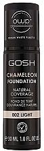 Parfums et Produits cosmétiques Fond de teint - Gosh Chameleon Foundation
