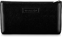 Parfums et Produits cosmétiques Trousse de toilette plate, noire - Makeup