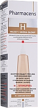 Parfums et Produits cosmétiques Gommage à la poudre de graines d'abricot pour cuir chevelu - Pharmaceris H-Stimupeel Trichology Cleansing Peel