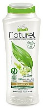 Parfums et Produits cosmétiques Shampooing au thé vert - Winni's Naturel Shampoo Shampoo with Green Tea for Oily Hair