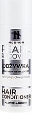 Parfums et Produits cosmétiques Hegron Pearl Recover Hair Conditioner - Après-shampooing régénérant à l'huile d'argan et kératine pour cheveux endommagés