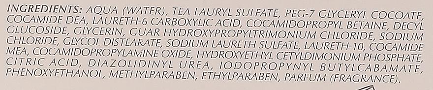 Shampooing à l'acide citrique - Vitality's — Photo N2