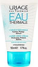 Parfums et Produits cosmétiques Crème protectrice hypoallergénique pour les mains - Uriage Eau Termale Water Hand Cream
