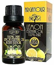 Parfums et Produits cosmétiques Huile essentielle de citron - Arganour Essential Oil Lemon