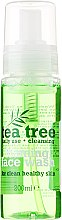 Parfums et Produits cosmétiques Mousse nettoyante au thé vert pour visage - Xpel Marketing Ltd Tea Tree Foaming Face Wash