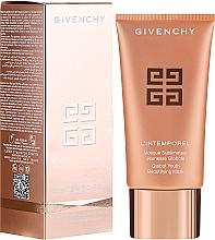 Parfums et Produits cosmétiques Masque à l'acide hyaluronique pour visage - Givenchy L'intemporel Global Youth Beautifying Mask