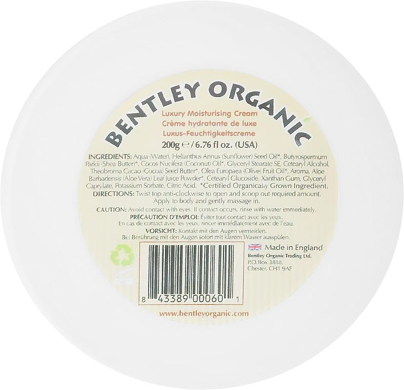 Beurre corporel à la noix de coco - Bentley Organic BodyButter — Photo N2