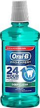Parfums et Produits cosmétiques Bain de bouche sans alcool - Oral-B Pro-Expert Deep Clean