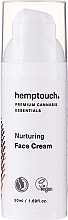 Parfums et Produits cosmétiques Crème nourrissante à l'huile de graines de chanvre pour visage - Hemptouch Nurturing Face Cream