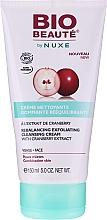 Parfums et Produits cosmétiques Crème nettoyante à l'extrait de canneberge pour visage - Nuxe Bio Beaute Rebalancing Exfoliating Cleansing Cream