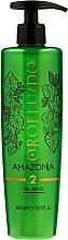 Parfums et Produits cosmétiques Huile de rinçage pour cheveux - Orofluido Amazonia 2 Step Oil Rinse